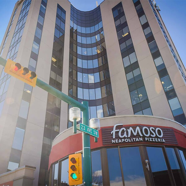 Mission Centre Professional Building | Key Prosthodontics | Calgary and Surrounding Area | Prosthodontic Specialist