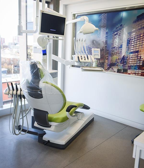 Operatory Suite | | Key Prosthodontics | Calgary and Surrounding Area | Prosthodontic Specialist
